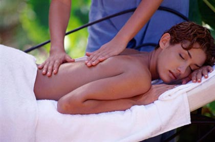 videos massage naturiste Rank