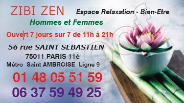 Institut zibi zen officiel massage - Salon de massage chinois toulouse ...