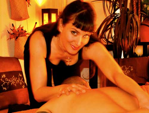 massage naturiste dijon La Possession