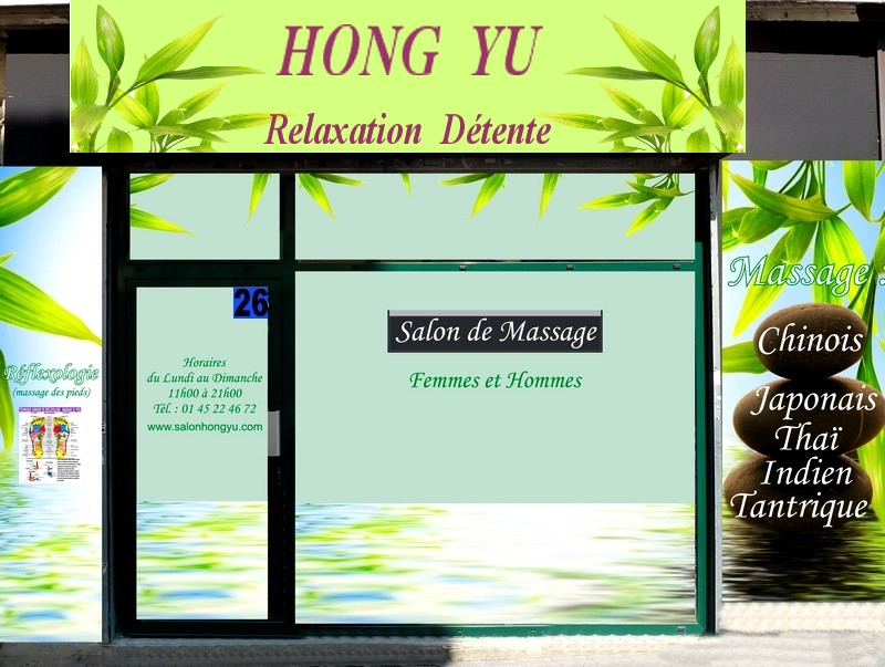 Hong yu officiel massage - Salon de massage chinois toulouse ...